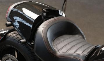 Mono Seat Cowl