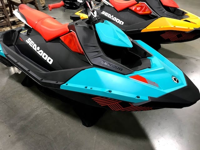 7 Seadoo Spark Features You Didn't Know About - Steven in Sales