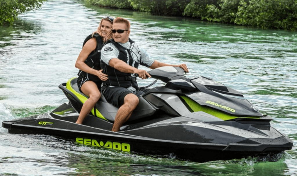 gti sea doo ltd price