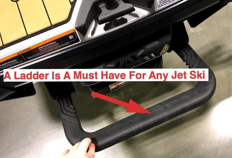Jet Ski Ladder