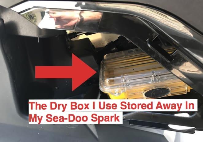 jetski accessories dry box