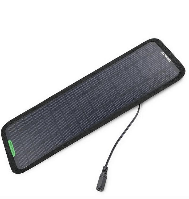 solar panel jet ski battery