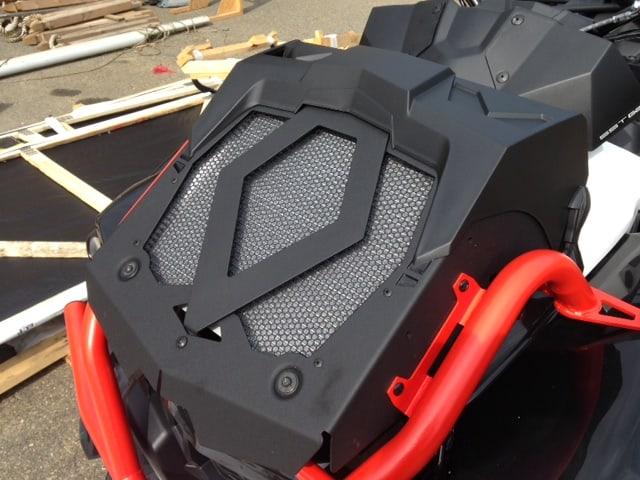 570 xmr radiator