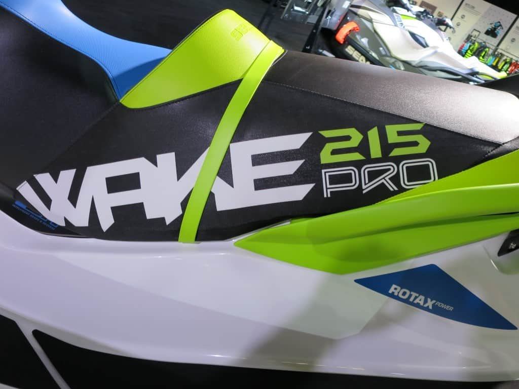 wake pro seat logo
