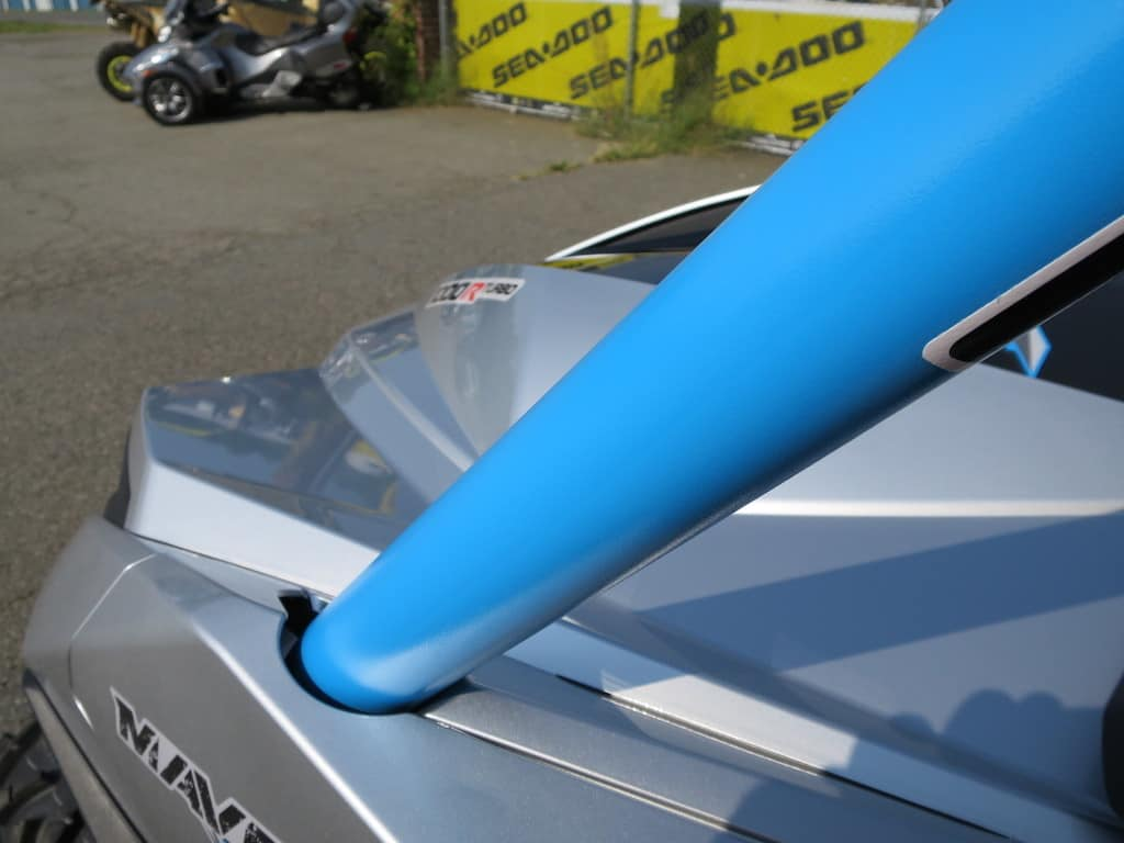 maverick turbo blue grey