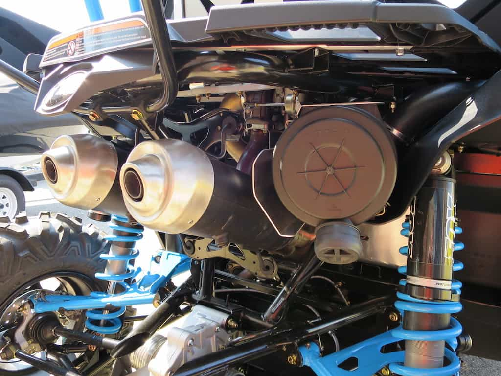 turbo maverick air filter