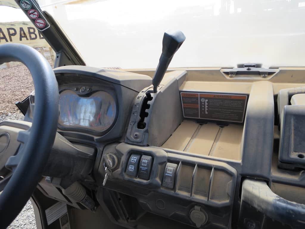 defender passenger seat