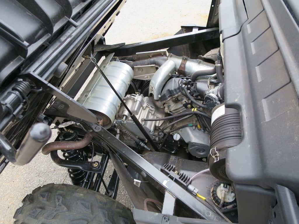 dirty defender engine