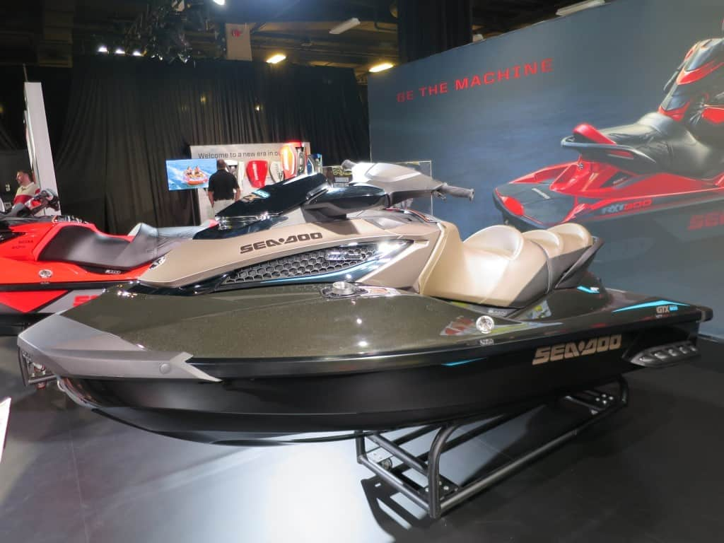 2016 Seadoo GTX Limited 300 Review