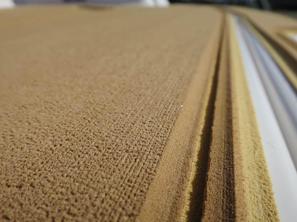mat close up