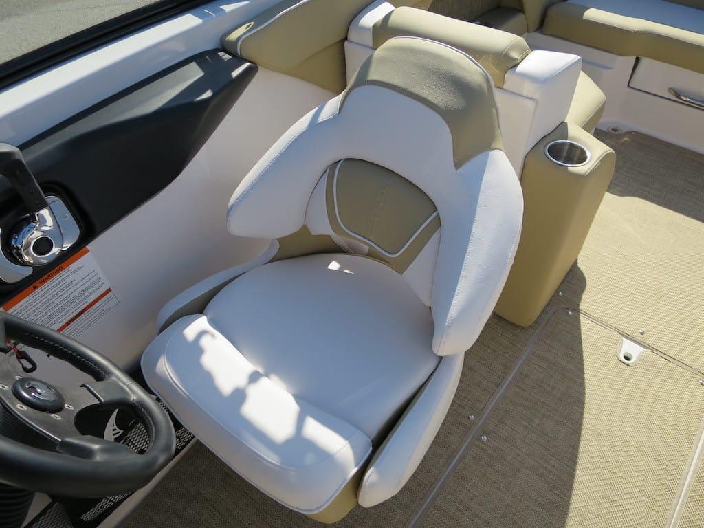 driver seat 255 scarab