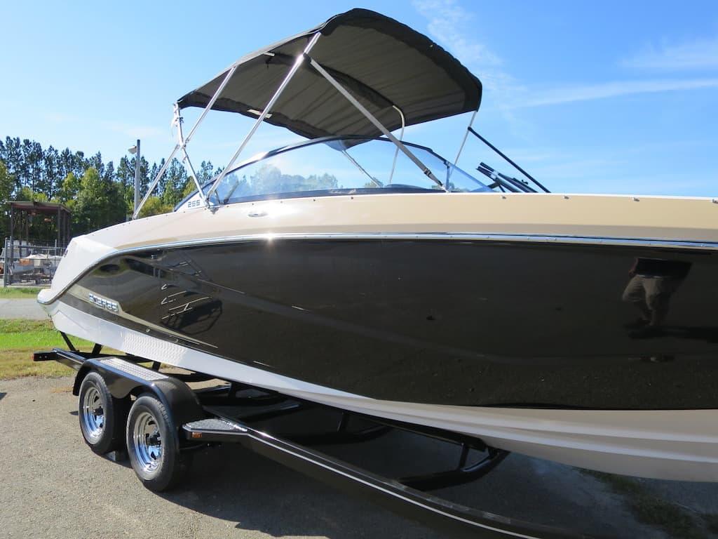 scarab jet boat 255