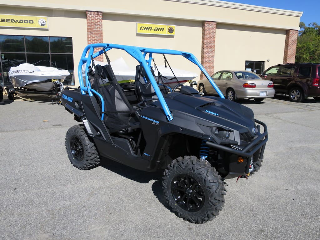 2016 Can Am Commander Xt 1000 Review Steven In Sales