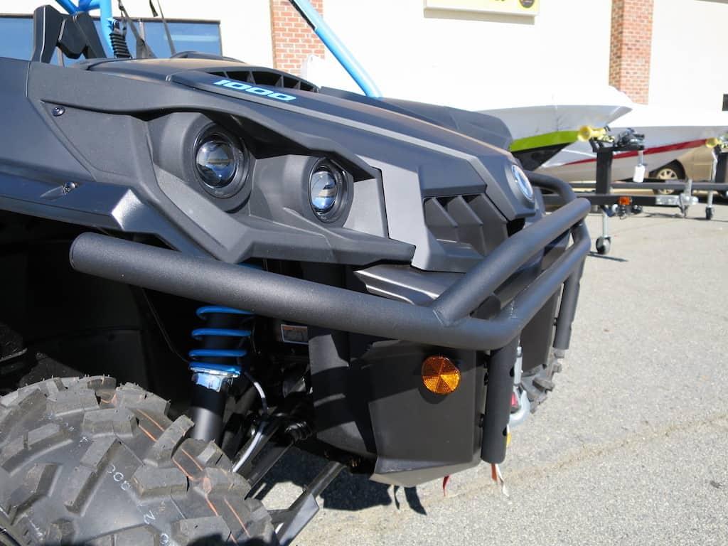 front bumper hid lights