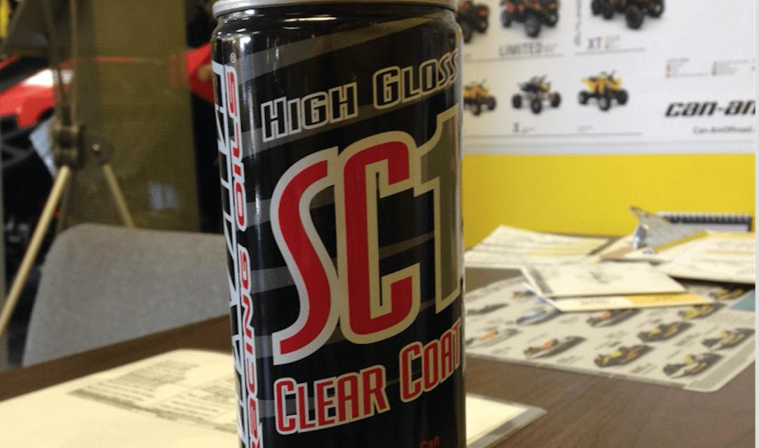 SC 1 Spray cleaner