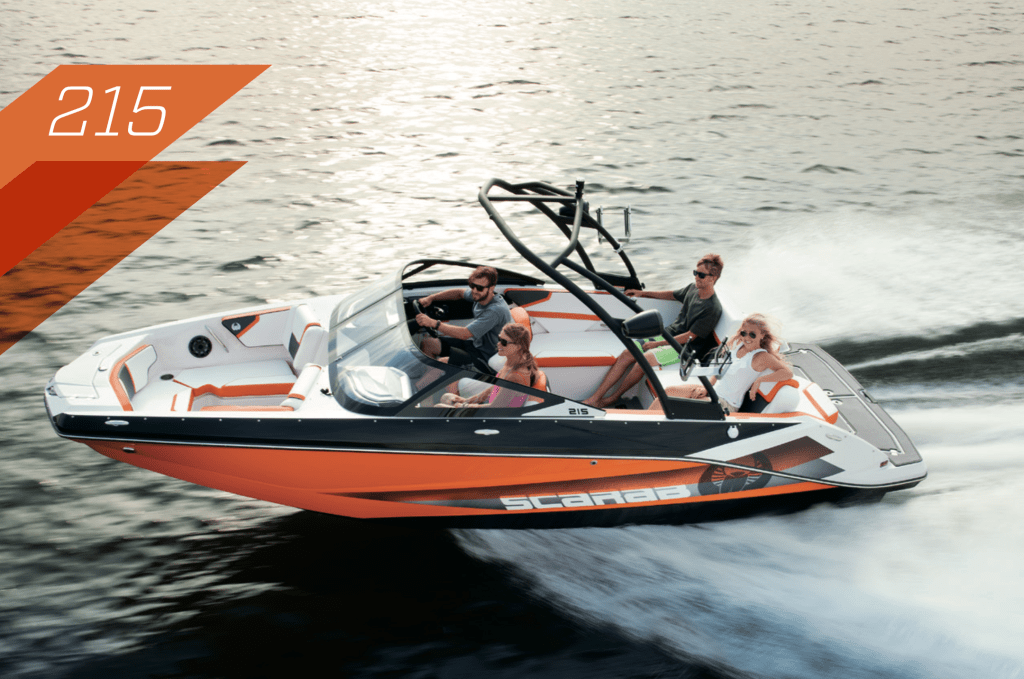 Scarab Jet Boat Overview