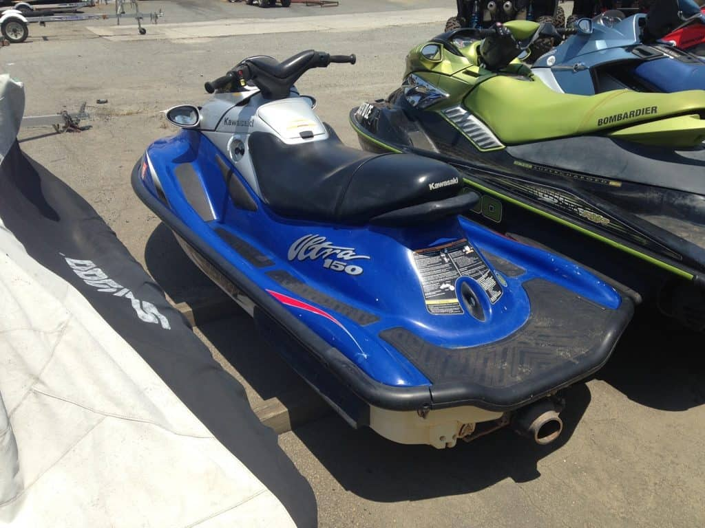Checklist: What To Look For on Used Jet Ski