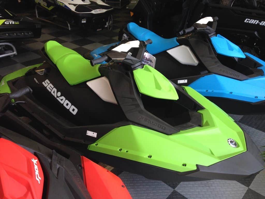 Sea-Doo Spark VS Yamaha EX – Lets Talk About Them