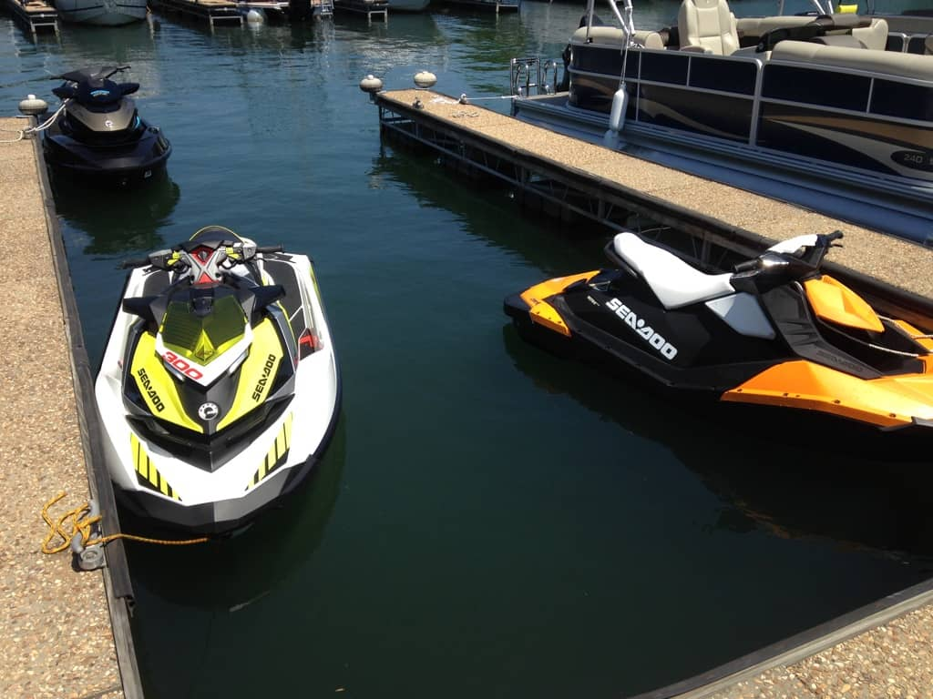 different jet ski that can be used for wakeboarding