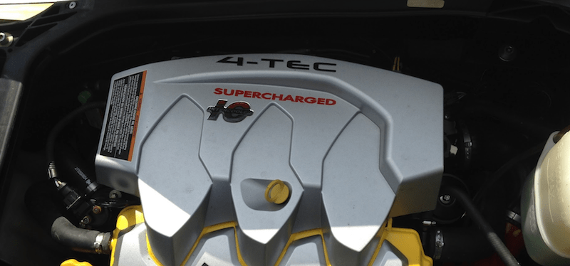 4tec engine supercharged