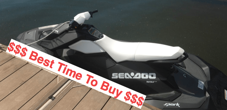 Best Time To Buy A Jet Ski – It's Not What You Expect!