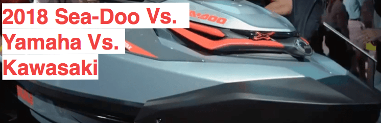 Sea-Doo vs Yamaha vs Kawasaki prices features best value