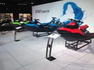 2018 jet ski features