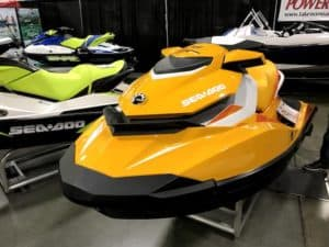 orange gti 90hp Sea-Doo works great for people new