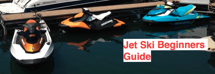 jet ski beginners guide how to