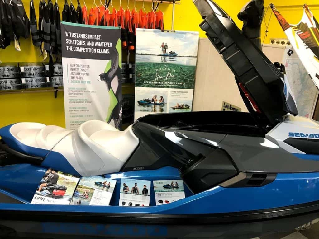 Jet Ski Weight Limit - What Does It Mean? - Steven in Sales