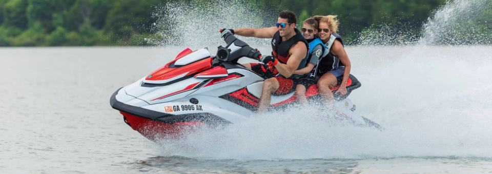 2019 Yamaha Waverunner - Good, Bad, and the Ugly - Steven in Sales