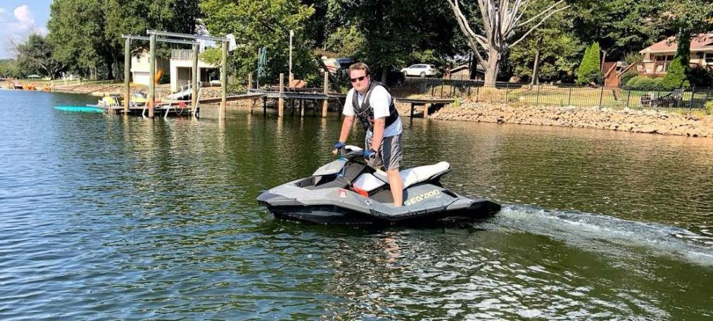 How Shallow Can a Jet Ski Go?